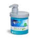 Hand Sanitizer Gel Green Tea Scent 70% Alcohol with Aloe 16oz Bottle - MARK3