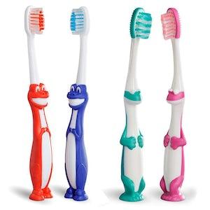 Premium Child Toothbrushes 27T Extra Soft 72/cs|MARK3|dental supplies