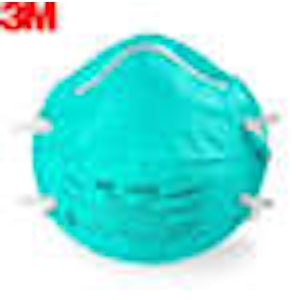 3M N95 Particulate Respirator Mask 1860S (Small) 20/bx