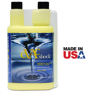 Evac Shock-Evacuation Cleaner-32/oz.-Cory Labs-Dental Supplies