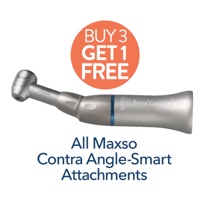 Maxso Contra Angle-Smart Slow Speed Attachments - Beyes Dental