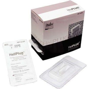 "HeliPLUG® Collagen Wound Dressing – 3/8"" x 3/4"", 10/ Box - Miltex"