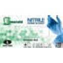 Picture of Emerald Nitrile Powder Free Gloves Extra Large 100/bx