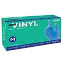 Synthetic Vinyl Exam Gloves 100/pk 5.0 mil - Safeko
