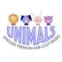 UNiGUARD Unimal EarLoop Mask Blue Level 3 - 40/bx. - UniPack Medical
